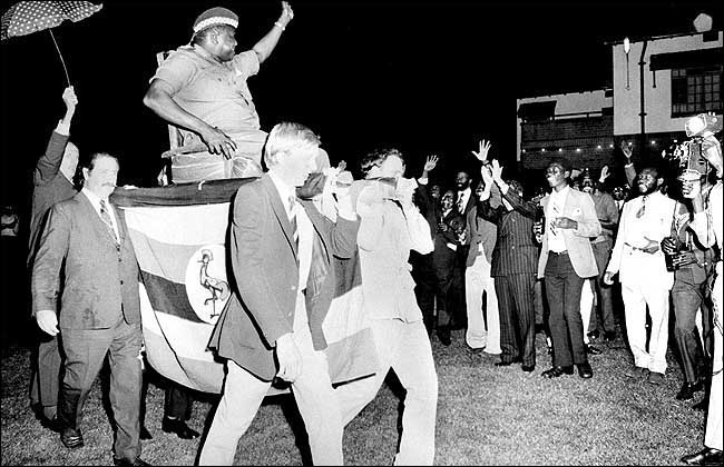 Idi Amin Brutal Ruler of
