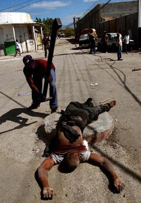 L'ONU devrait rester 4 ans de plus en Haïti Feb_7_pro_8