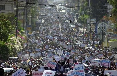 L'ONU devrait rester 4 ans de plus en Haïti March_8_free_16