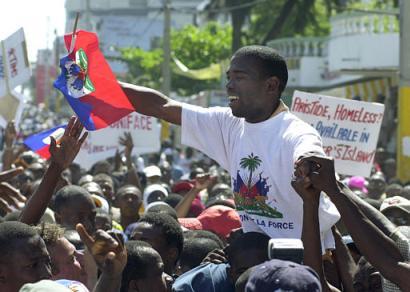 L'ONU devrait rester 4 ans de plus en Haïti March_8_free_6